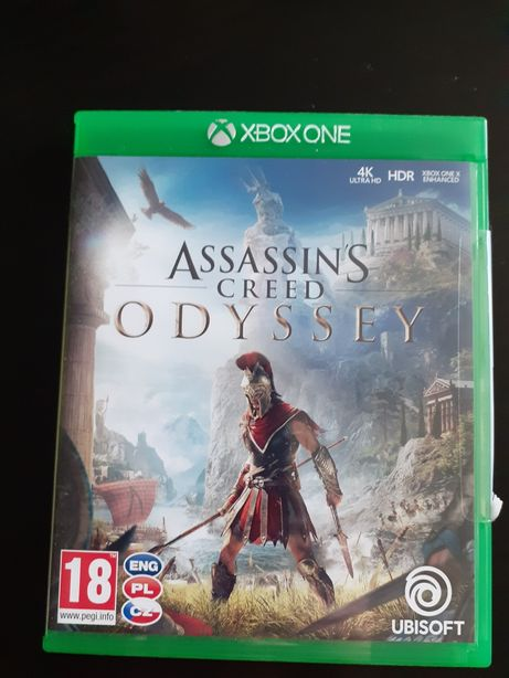 Assassin creed  Odyssey Xbox One