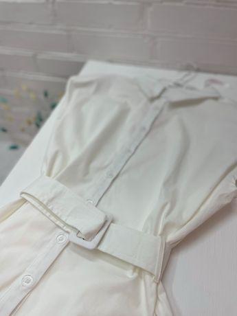 Белое платье от Missguided