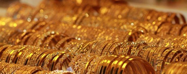Złom złota 585/750