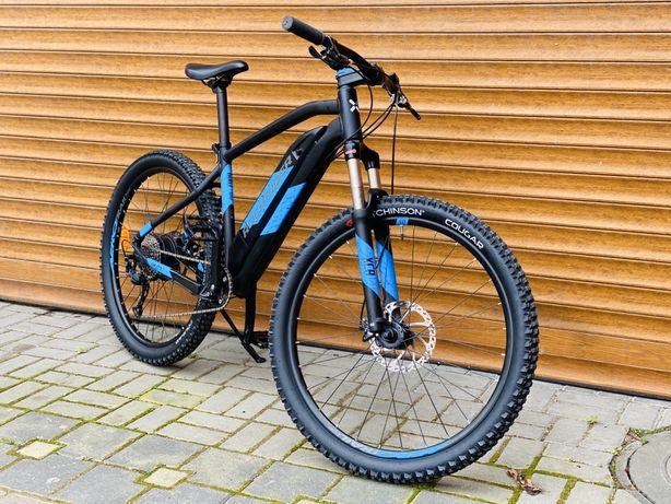 Продам электрический горный велосипед ROCKRIDER E-ST500 V2
