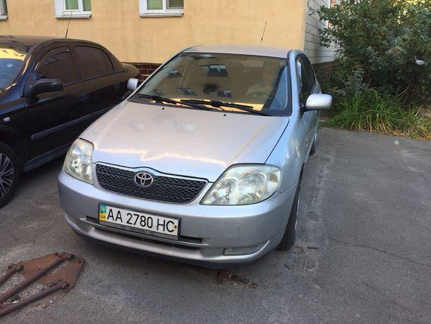 Тойота (Toyota) Corolla