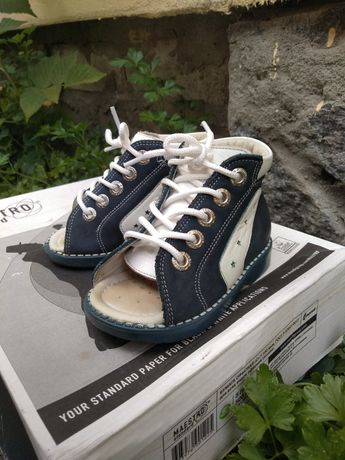Первая обувь, ортопедическая обувь для ребенка, каблук Томаса М