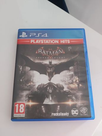 Batman Arkhamknight gra ps4