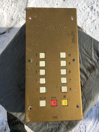 Продам Пульт управления Лифтом конки лифта СССР