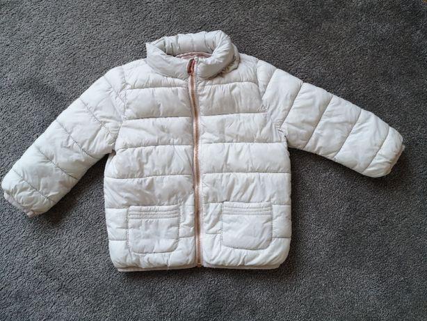 Ciepła (przejściowa) kurtka Zara 86