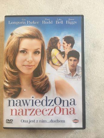 Płyta DVD Nawiedzona narzeczona