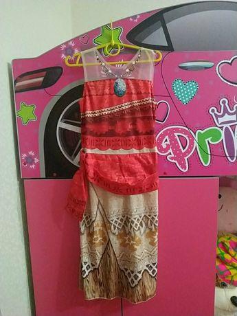 Платье для утренника карнавальное наряд костюм