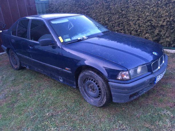 BMW Є36 1995 рік