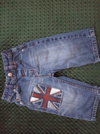 Продам шорты джинсовые Next для мальчика