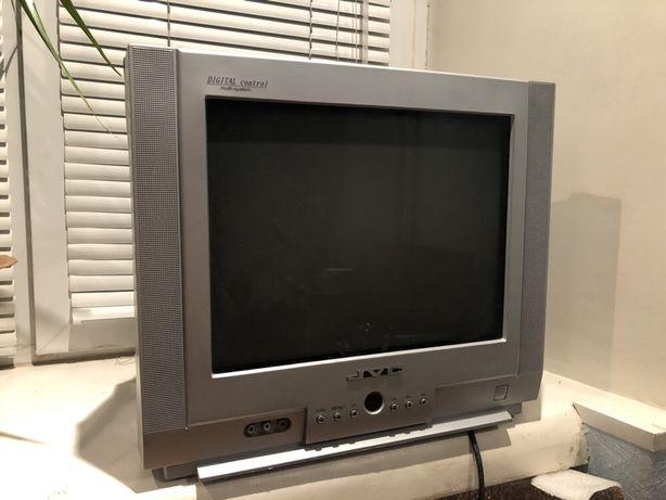 Телевизор JVC , цветной