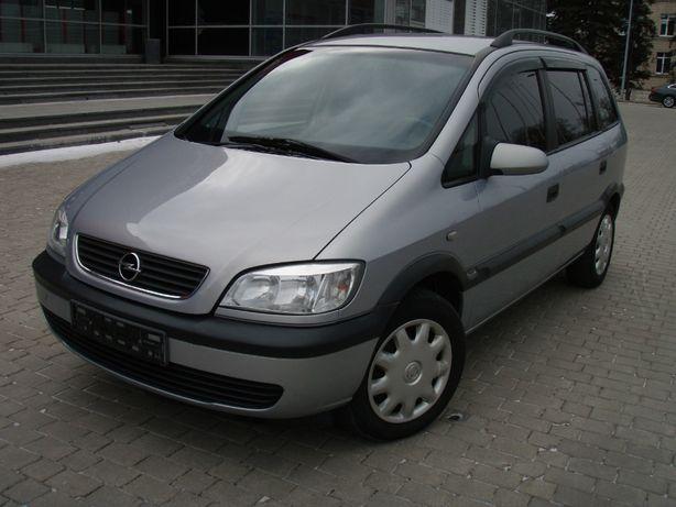 Opel Zafira! 1.8