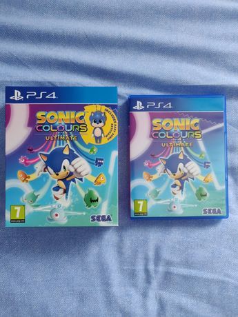[PS4] Sonic Colours Ultimate