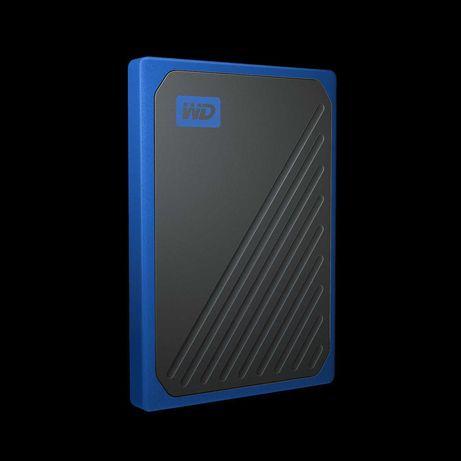 SSD Western Digital WD My Passport Go 2TB Blue (WDBMCG0020BBT-WESN)
