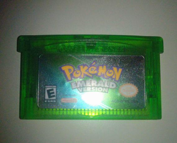 Pokémon Emerald.