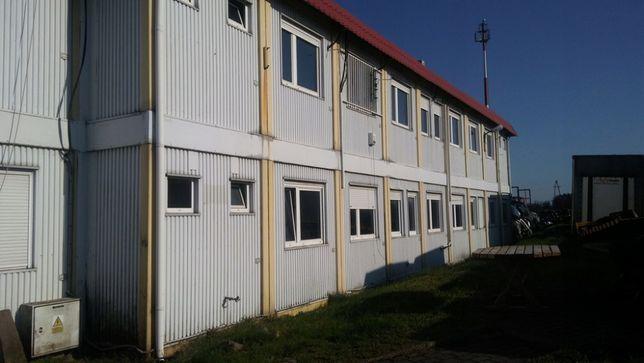 Kontenery Biurowe 40 szt z klimatyzacją modułową