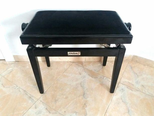 Banco para Piano (Jinbao®) banqueta de orgão