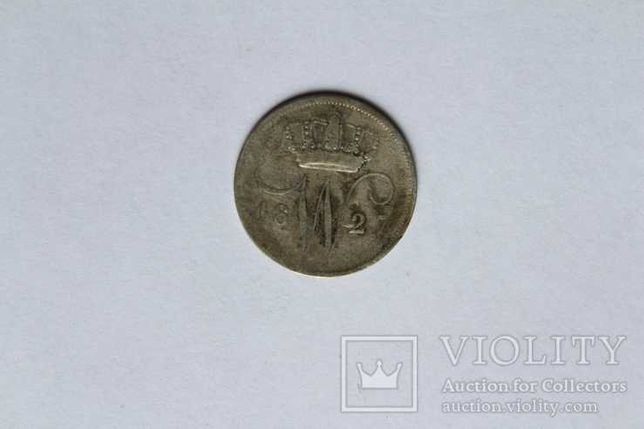 Срібна монета антикваріат