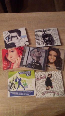 Oddam płyty CD Saszan ,JeremiI, Honorata Skarbek i inni