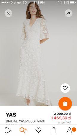 YAS Suknia balowa roz. S