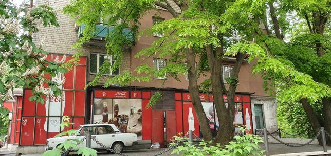 Продам помещение пр.Гагарина 110м2 + 140 м2 террасы.