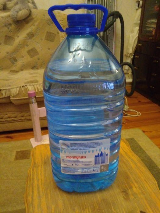 Продам пластиковые банки (бутыли) 6 литров Днепр - изображение 1