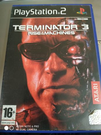 Jogo PlayStation 2 Terminator