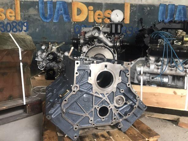 Блок цилиндров КАМАЗ 740 Евро 2, 3 ТНВД BOSCH, ЯЗДА