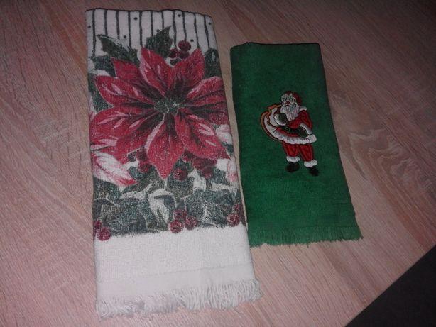 Ręczniki świąteczne higiena w kuchni 2szt.