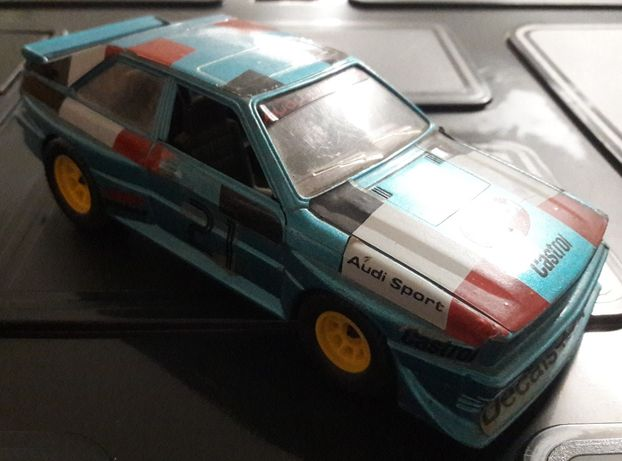 Audi Quattro Rally (Antiguidade)