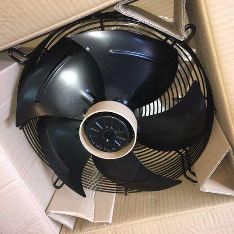 Вентилятор осевой настенный 200,250,300,350,400,450,500,630 мм