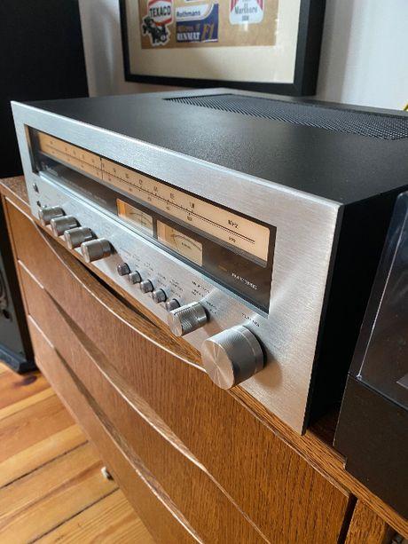 Przepiękny Amplituner Technics SA-5360 stan idealny