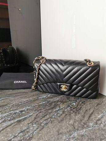 Torebka Chanel 2.55 skóra naturalna jakość Premium