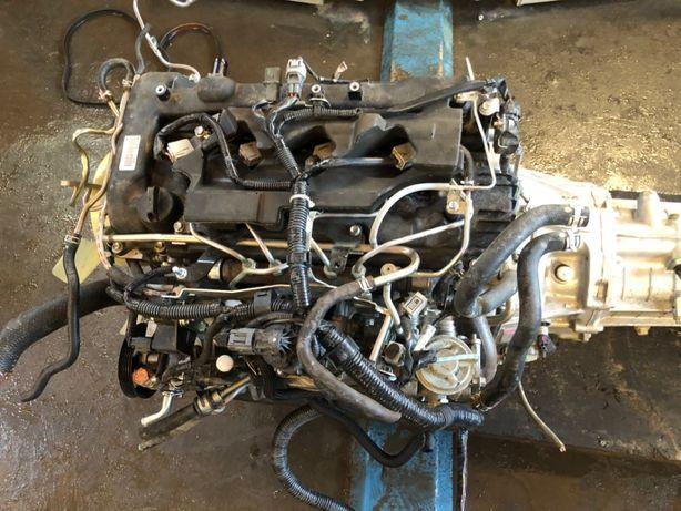 Silnik Mitsubishi L200 2.2 DID 4n14 28 tys km Gwarancja