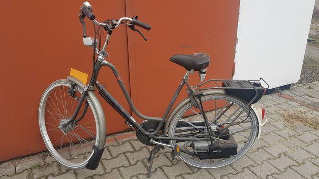 Rower spalinowy sparta SAXONETTE