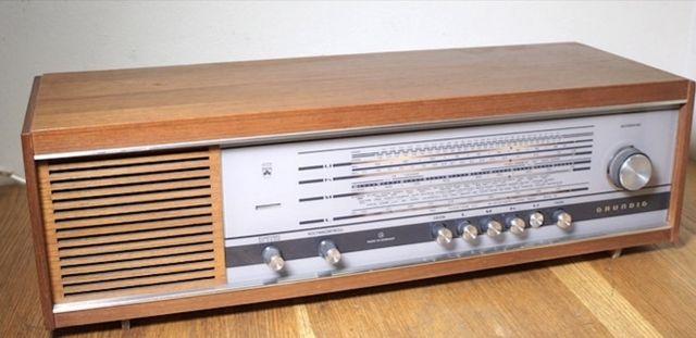Radio lampowe rf145 Grundig