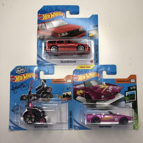 Hot Wheels (Outros)