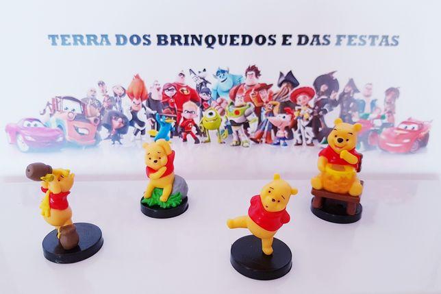 Conjunto 4 pcs Winnie the Pooh - Ursinho pooh (Portes Incluídos)