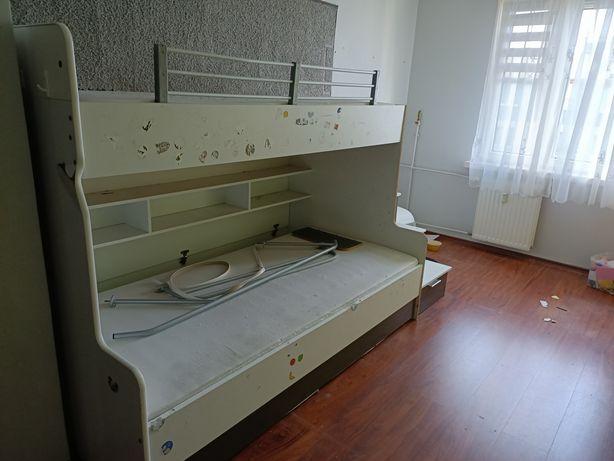 Łóżko piętrowe za darmo