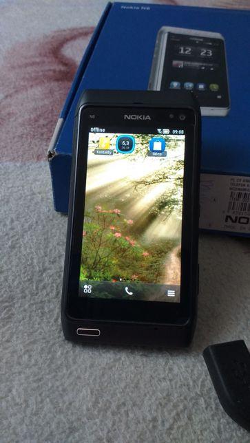 Sprzedam telefon NOKIA N8 perełka!!