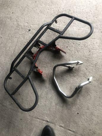 Bagażnik do Quada mad max i przedni bumper sprzedam lub zamienie