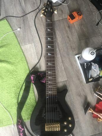 Бас гитара AXL AJ-335 STBK
