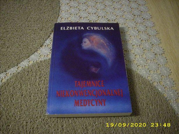 Tajemnice niekonwencjonalnej medycyny-Elżbieta Cybulska/js