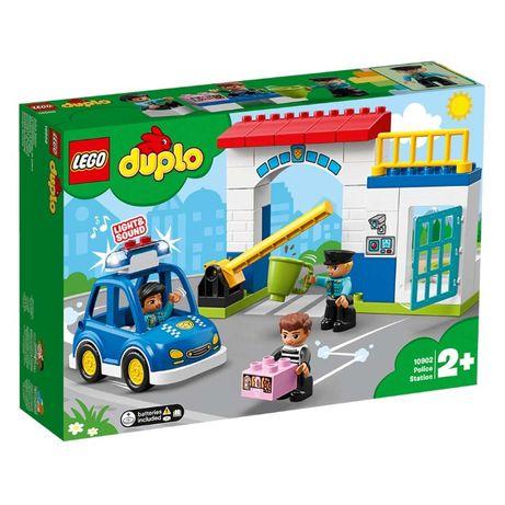 Конструктор Полицейский участок Lego Duplo 10902 лего дупло полиция