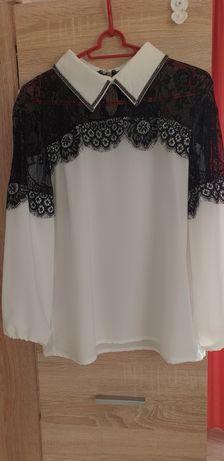 Elegancka koszula bluzka 38 M