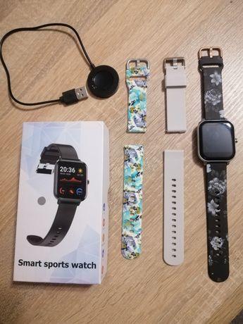 Smart watch / умные часы (Apple design)