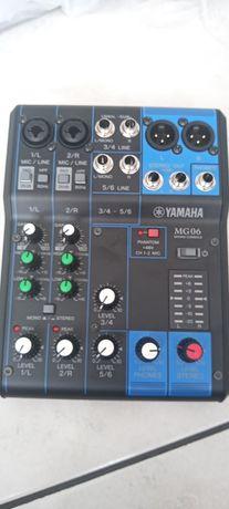 Sprzedam konsole mikserską Yamaha MG 06