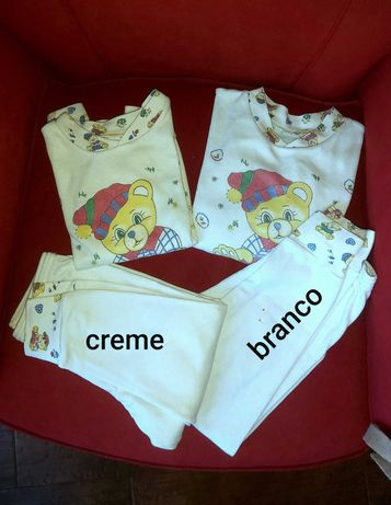 2 Pijamas estampados