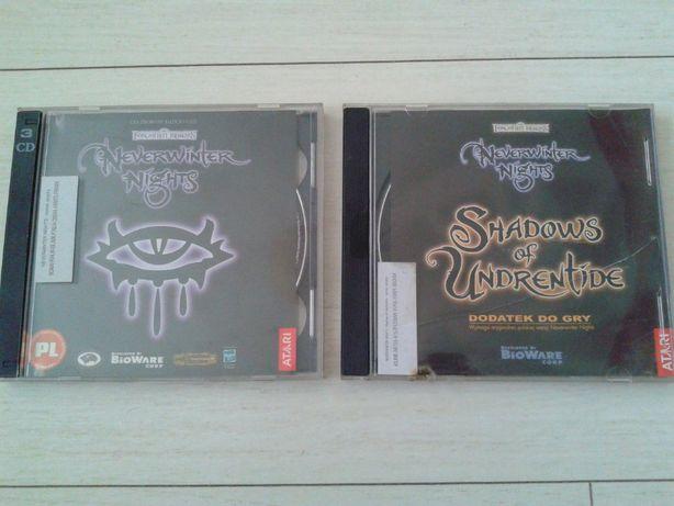 Neverwinter Nights + dodatek PC