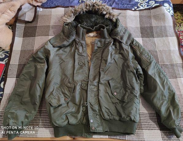 Весенняя осенняя мужская куртка HM