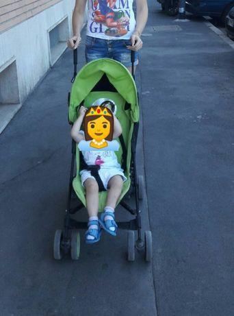 Трость коляска летняя